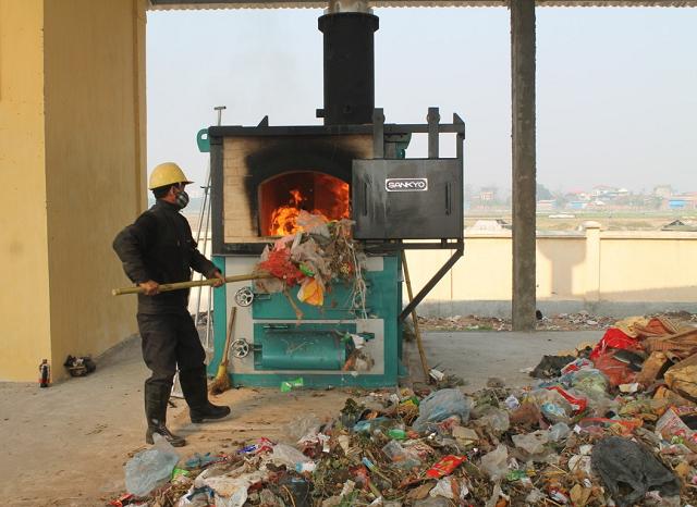 số liệu thống kê lượng rác thải ở việt nam