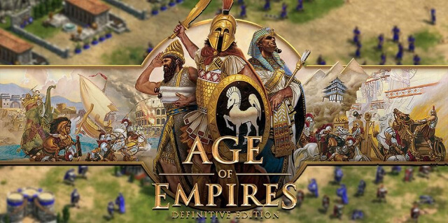 Age Of Empires Definitive Edition Full Crack