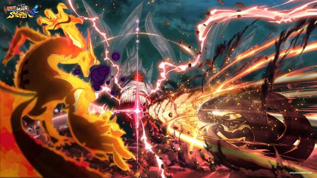 Download Naruto Shippuden Ultimate Ninja Storm 4 Full Crack