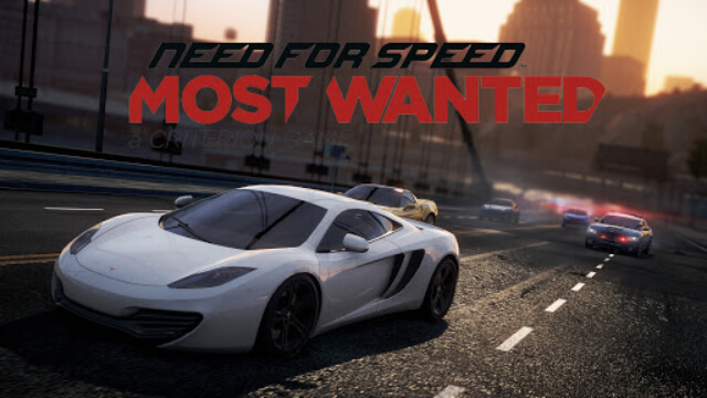 Need For Speed Most Wanted 2012 Full Crack