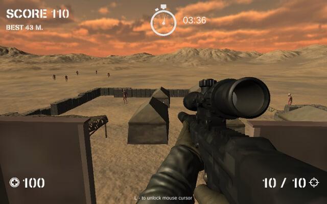 Y8 bắn súng
