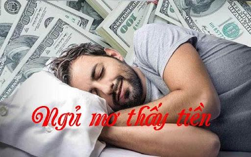 Điềm báo giấc mơ thấy tiền